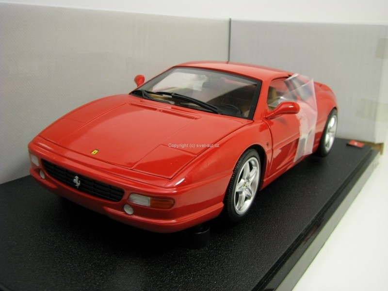 Ferrari F355 Berlinetta Red 1:18 Hotwheels